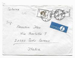 EDB402  - POLONIA , Lettera  Del 1989 - 1944-.... Repubblica
