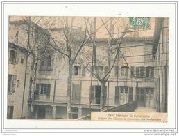 11 CARCASSONNE PETIT SEMINAIRE  BALCON DES CLASSES CHAMBRES DES PROFESSEURS CPA BON ETAT - Carcassonne