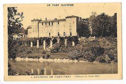 Environs De RABASTENS  (cpa 81)  Château De Saint-Géry  - L 1 - Rabastens