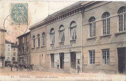 CPA - Epinal - Palais De Justice - Epinal
