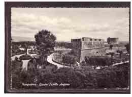 12148   -   MANFREDONIA -  GIARDINI CASTELLO ANGIOINO      /       NUOVA - Manfredonia