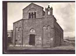 12160   -   OLBIA  -  CHIESA DI S.SIMPLICIO      /       VIAGGIATA - Olbia