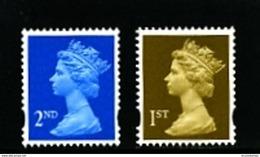 GREAT BRITAIN - 2010  MACHIN  NVI  SET  MINT NH - 1952-.... (Elisabetta II)