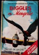 Captain WE Johns - Biggles En Mongolie - Action