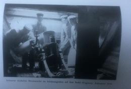 Photos Allemandes Recto Verso -317 Sudel Vosges Minenwerfer 1916 - Transport à Cheval Dans Les Vosges - Optics