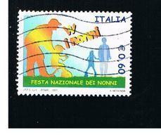 ITALIA REPUBBLICA  - UNIF. 3042.   -  2007 FESTA NAZIONALE DEI NONNI    - USATO - 6. 1946-.. Repubblica