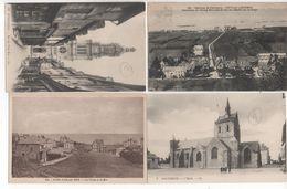 LR68 / Lot D'environ De 640 Cpa, Cpsm, Cpm De La MANCHE (voir Déscriptif) - Postcards