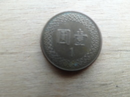 Taiwan  1  Yuan  1986  Y 551 - Taiwan