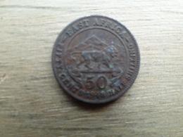 East Africa  50  Cents  1948  Km 30 - Colonie Britannique