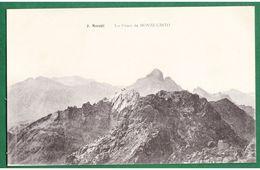 CORSE - Les Cimes De MONTE-CINTO - J. Moretti - - Autres Communes