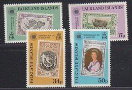 Falkland Islands 1983 Commonwealth Day 4v ** Mnh (37823E) - Falklandeilanden