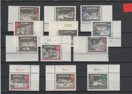 BRD     Deutsche Bundespost   Posten/Lot  Postfrisch**     MiNr. 218-229 - BRD