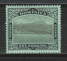 Dominica SG 53, Mi 47 * MH - Dominique (...-1978)