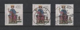 BRD    Posten/Lot  2x  Gestempelt  Und 1x Postfrisch **   MiNr. 1738 - BRD