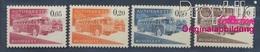 Finnland AP10x-AP13x (kompl.Ausg.) Postfrisch 1963 Autopaketmarken (8497035 - Finland