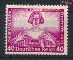 Deutsches Reich 507 Mit Falz 1933 R.Wagner (9146570 - Ungebraucht