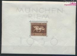 Deutsches Reich Block4 (kompl.Ausg.) Mit Falz 1936 Das Braune Band (9158279 - Deutschland