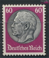 Deutsches Reich 493 Geprüft Postfrisch 1933 Hindenburg (9146584 - Deutschland