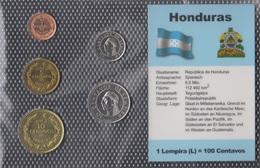 Honduras Stgl./unzirkuliert Kursmünzen Stgl./unzirkuliert 1991-1996 1 Centavo Bis 50 Centavos (9146537 - Honduras