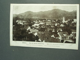 Cpa BRESIL Etat De Santa Catharina Joinville Ancienne Colonie - Brésil