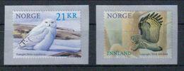 Norwegen 'Eulen' / Norway 'Owls' **/MNH 2018 - Búhos, Lechuza