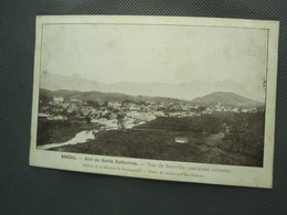 Cpa BRESIL Etat De Santa Catharina  Vue Joinville Ancienne Colonie - Curitiba