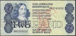 SOUTH AFRICA P83 2 RAND  ND Signature 6 VF - Afrique Du Sud