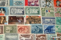 Alle Welt Briefmarken-1.000 Verschiedene Marken - Timbres