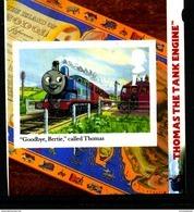 GREAT BRITAIN - 2011  1st CLASS  THOMAS THE TANK  EX   BOOKLET   MINT NH - 1952-.... (Elisabetta II)