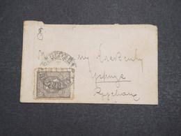SERBIE - Enveloppe En 1918 -  L 14631 - Serbia