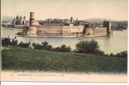 L10J059 - Marseille - Le Fort Saint Jean - LL N°59 - Vieux Port, Saint Victor, Le Panier