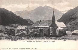 Autriche - St Christoph Am Arlberg - Autriche