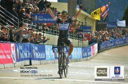 PARIS ROUBAIX - Niki TERPSTRA - Vainqueur 2014 - Cycling