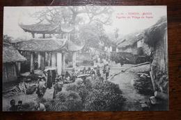 Tonkin Hanoi - Pagodon Du Village Du Papier - Vietnam