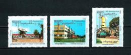 Kampuchea  Nº Yvert  854/6  En Nuevo - Kampuchea