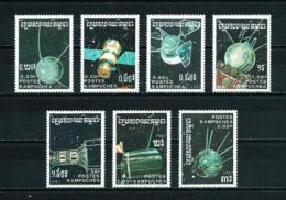 Kampuchea  Nº Yvert  726/32  En Nuevo - Kampuchea