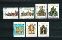 Kampuchea  Nº Yvert  376/82  En Nuevo - Kampuchea