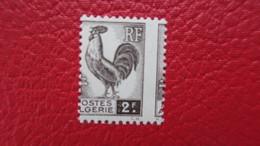 Algérie N° 221 Neuf ** Variete Piquage A Cheval - Algérie (1924-1962)