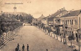 Belarus - Slonim - Paradenstrasse - Belarus