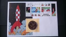 "Tintin - Bd: Pays-Bas "" ECU BRIEF - 8 OKTOBER 1999"" - FDC"