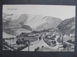 AK SCHLÖGLMÜHL Am Semmering 1916 Küstlerkarte ////  D*30690 - Semmering