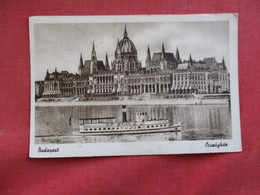 Europe > Hungary  Budapest    Has  2  Stamp & Cancel   Ref 2871 - Hungary