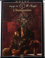 "Voyage EnTête Etrangere "" L'ENERGUMENE, Tome 1 ""par HULET / E.O.1992 / Edition Label-Or - Livres, BD, Revues"
