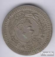Türkei KM-Nr. : 779 1327 /9 Sehr Schön Kupfer-Nickel Sehr Schön 1327 40 Para Tughra El-Ghazi - Türkei