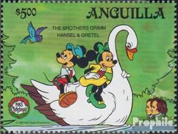 Anguilla 674 (kompl.Ausg.) Postfrisch 1985 Weihnachten: Walt-Disney-Figuren - Anguilla (1968-...)