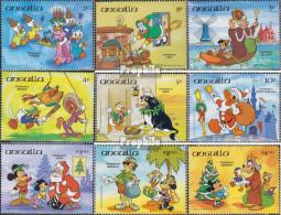 Anguilla 620-628 (kompl.Ausg.) Postfrisch 1984 Weihnachten: Walt-Disney-Figuren - Anguilla (1968-...)