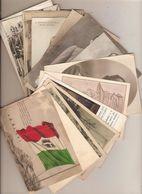 (CM).Lotto Misto Di 19 Cartoline Militari,Savoia,patriottiche,uniformi Ecc. (61-a18) - Militari