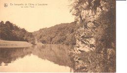 Chiny - CPA - En Barquette De Chiny à Lacuisine - Le Rocher Pinco - Chiny