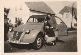 Foto 2 Cv 1954 - Auto's