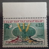 MOR Algeria Algeria 1963 Mi. 402 MNH Stamp - Intnl Refugee Year - Algeria (1962-...)